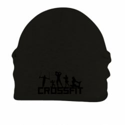 Шапка на флисе CrossFit People - FatLine