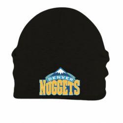 Шапка на флисе Denver Nuggets - FatLine