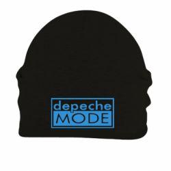 Купить Шапка на флисе Depeche Mode Rock, FatLine