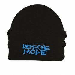 Шапка на флисе Depeche mode - FatLine