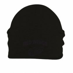 Шапка на флісі Detroit Red Wings