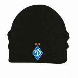 Шапка на флисе Dynamo Kiev