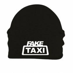 Шапка на флісі Fake Taxi