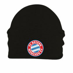 Купить Шапка на флисе FC Bayern Munchen, FatLine