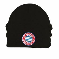 Шапка на флисе FC Bayern Munchen - FatLine