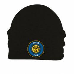Шапка на флисе FC Inter - FatLine