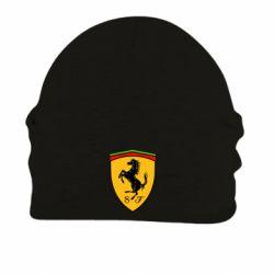 Шапка на флісі Ferrari