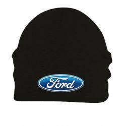 Шапка на флисе Ford 3D Logo