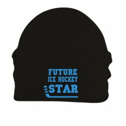 Шапка на флисе Future Hockey Star - FatLine