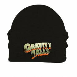 Шапка на флисе Gravity Falls - FatLine