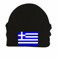 Шапка на флисе Греция - FatLine