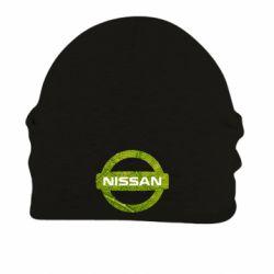 Шапка на флисе Green Line Nissan - FatLine