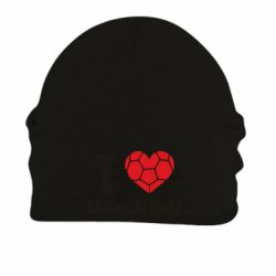 Шапка на флисе Handball one love - FatLine