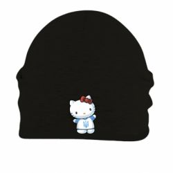 Шапка на флисе Hello Kitty UA - FatLine