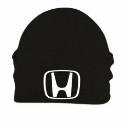 Шапка на флисе Honda Logo - FatLine