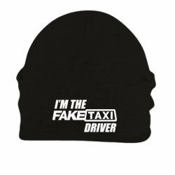 Шапка на флисе I'm the Fake Taxi Driver