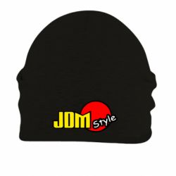 Шапка на флисе JDM Style - FatLine