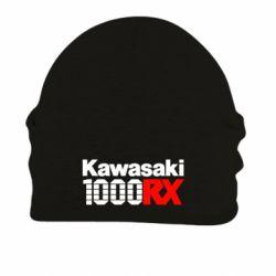 Шапка на флисе Kawasaki 1000RX - FatLine