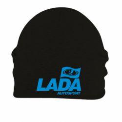 Шапка на флисе Lada Autosport - FatLine
