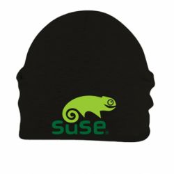 Шапка на флисе Linux Suse - FatLine