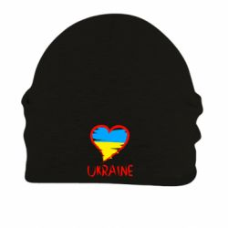 Шапка на флисе Love Ukraine - FatLine
