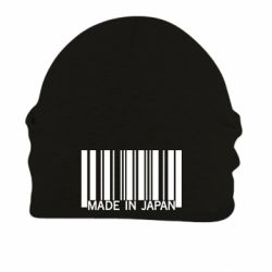 Шапка на флисе Made in japan