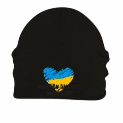 Шапка на флісі Made in Ukraine with Love