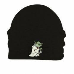Шапка на флисе Master Yoda - FatLine
