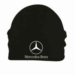Шапка на флисе Mercedes Benz