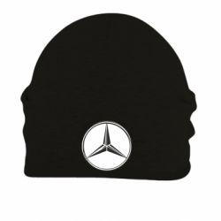 Шапка на флісі Mercedes