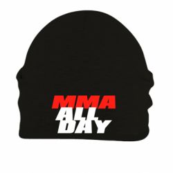 Шапка на флисе MMA All day