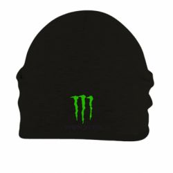 Шапка на флисе Monster Energy Classic - FatLine