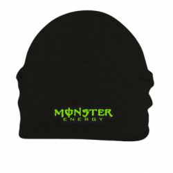 Шапка на флисе Monster Small - FatLine