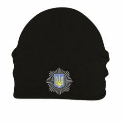 Шапка на флисе МВС України - FatLine
