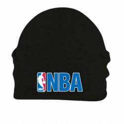 Шапка на флисе NBA Logo - FatLine