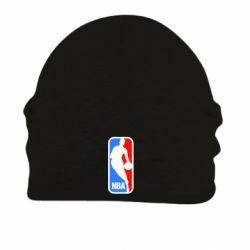 Шапка на флісі NBA