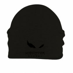Шапка на флисе New Logo Monster - FatLine