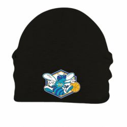 Шапка на флисе New Orleans Hornets Logo - FatLine