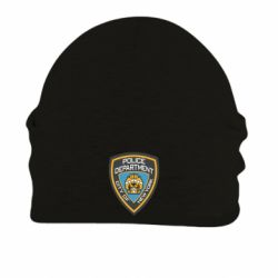 Шапка на флисе New York Police Department