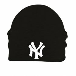 Шапка на флисе New York yankees