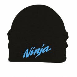 Шапка на флисе Ninja - FatLine