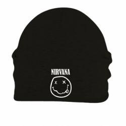 Шапка на флисе Nirvana (Нирвана) - FatLine
