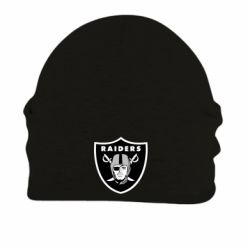 Шапка на флисе Oakland Raiders - FatLine