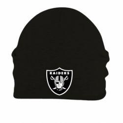 Шапка на флісі Oakland Raiders