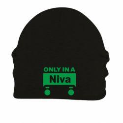 Шапка на флисе Only Niva - FatLine