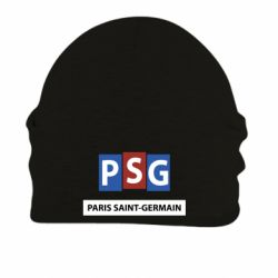 Шапка на флисе Paris Saint - Germain