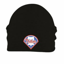 Шапка на флисе Philadelphia Phillies - FatLine