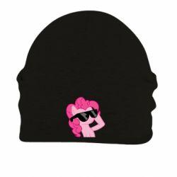 Шапка на флисе Pinkie Pie Cool