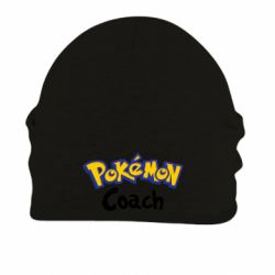 Шапка на флисе Pokemon Coach