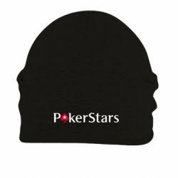 Шапка на флисе Покер Старс - FatLine